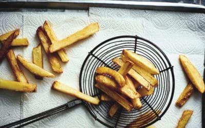 skin-on seaside chips