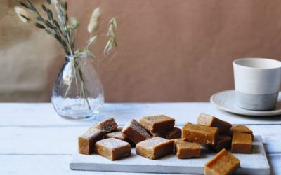 easiest-ever peanut butter fudge